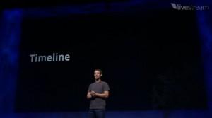 Mark Zuckerberg Announces Timeline at f8
